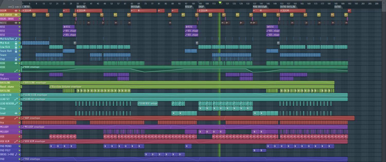 fl-studio-arrangemnet