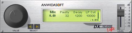 Anwida Soft DX Reverb