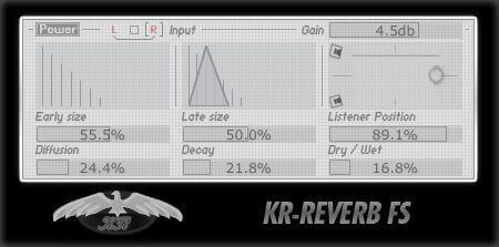 KR-Reverb FS