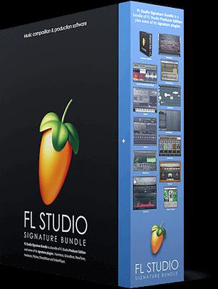 fl studio signature változat minden pluginnal