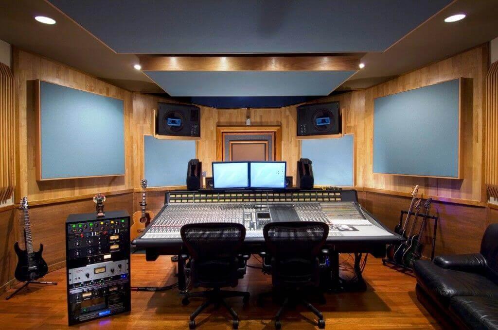 studio akusztika