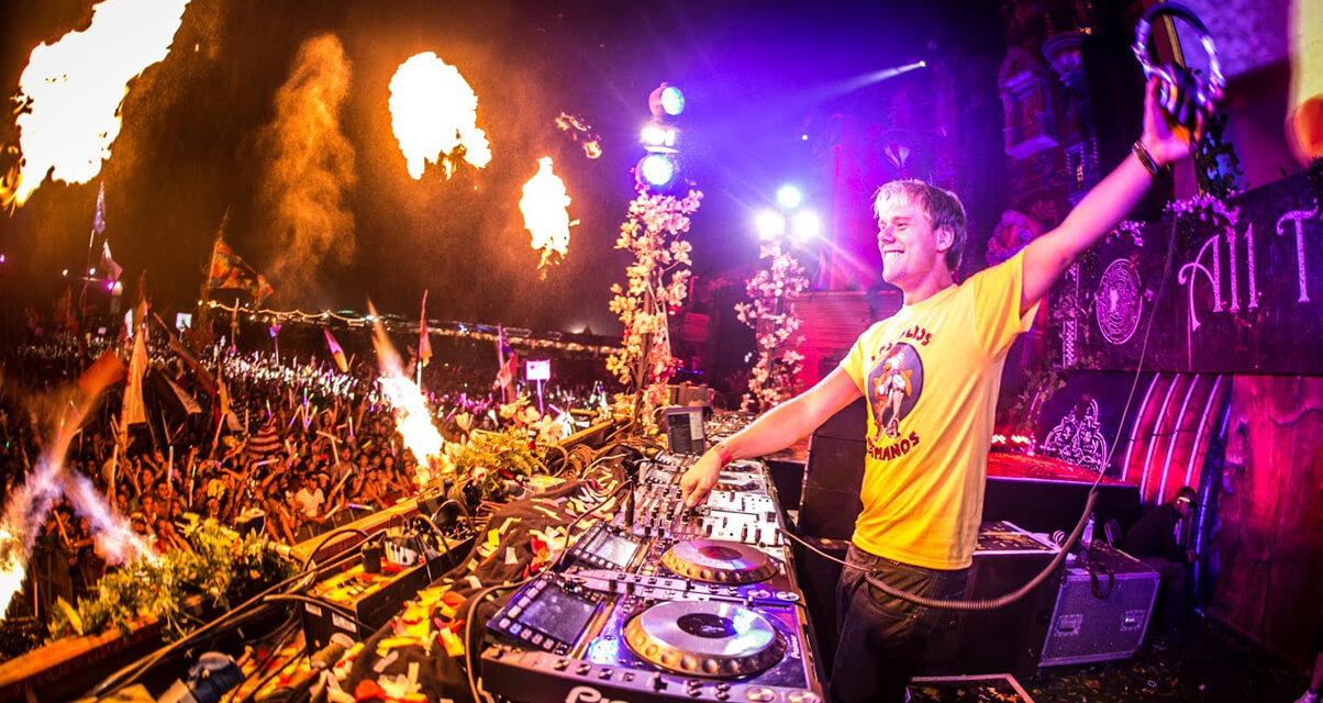 mix show Armin