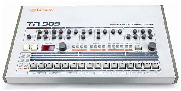tr-909 equalizer