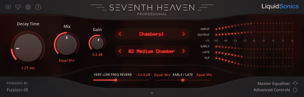 Liquid Sonic Seventh Heaven Professional