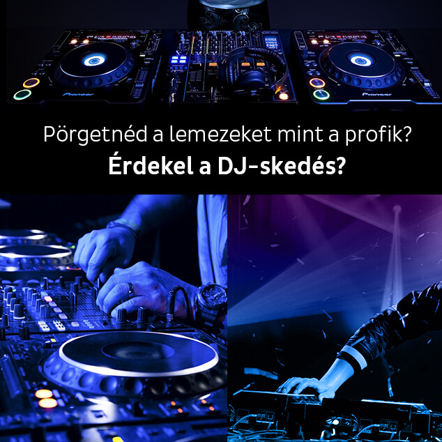 DJ tanfolyam