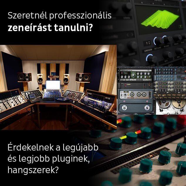 zenei producer képzés