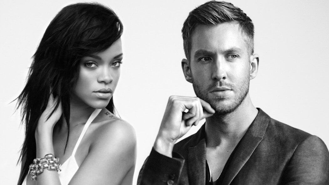calvin harris and Rhianna