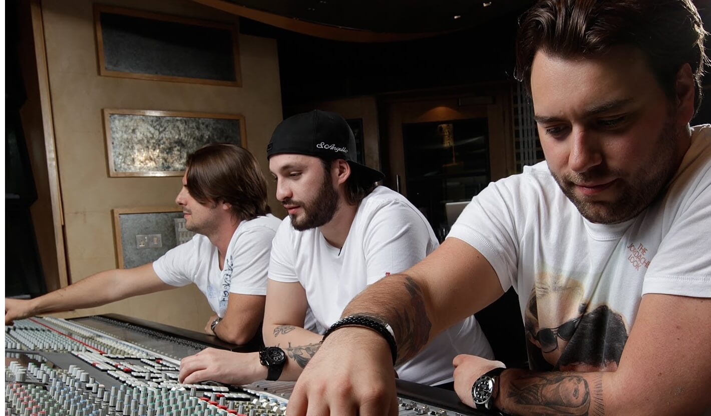 Swedish house mafia studio