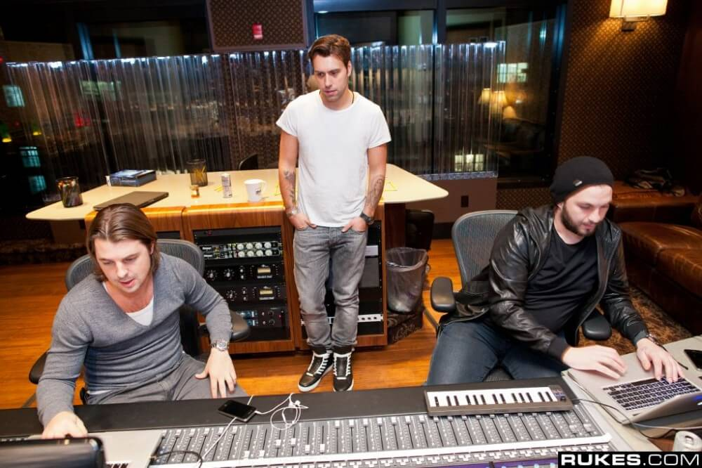 swedish house mafia studio 2