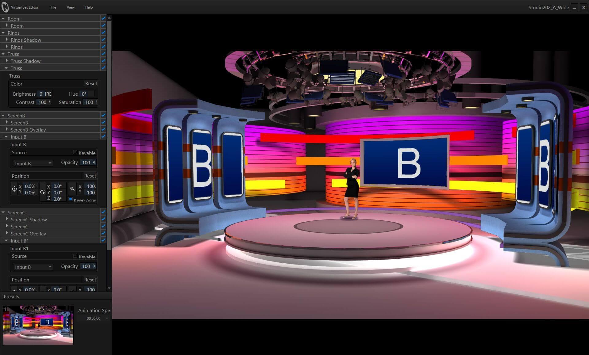 DJ stream programok Xsplit broadcaster